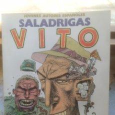 Cómics: VITO. . SALADRIGAS. ED. TOUTAIN. 96 PAG. JOVENES AUTORES ESPAÑOLES.. Lote 217112190