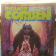 Cómics: RICHARD CORBEN OBRAS COMPLETAS Nº 2 HOMBRE LOBO. Lote 217120768
