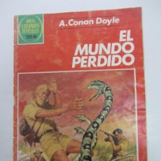 Fumetti: JOYAS LITERARIAS Nº 257 MUNDO PERDIDO BRUGUERA MUY DIFICIL C8 HJJ. Lote 217147543