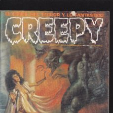 Cómics: CREEPY - Nº 16 - SEGUNDA EPOCA -TOUTAIN EDITOR -. Lote 217173030