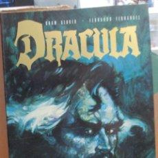 Fumetti: DRACULA / FERNANDO FERNANDEZ / BRAM STOKER / 1ª EDICION TOUTAIN. Lote 217205358