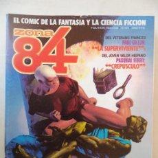 Cómics: ZONA 84 Nº 52 BUEN ESTADO. Lote 217222893