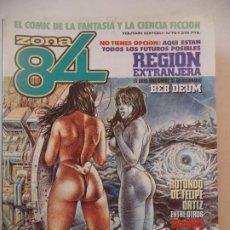Cómics: ZONA 84 Nº 72 BUEN ESTADO. Lote 217223246