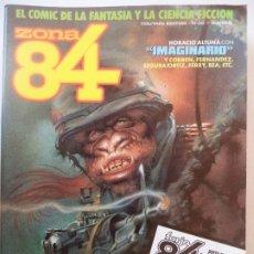Cómics: ZONA 84 Nº 59 BUEN ESTADO. Lote 217223457