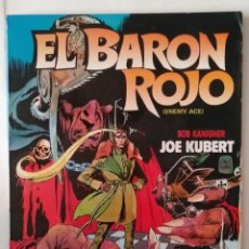 Cómics: EL BARON ROJO. ENEMY ACE. BOB KANIGHER Y JOE KUBERT. TOUTAIN. Lote 217403347