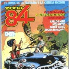 Cómics: ZONA 84 - 10 HISTORIAS COMPLETAS - 71/73 - COMIC. Lote 217425711