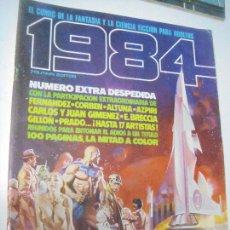 Comics : 1984 Nº 64 - ED. TOUTAIN. Lote 217777960