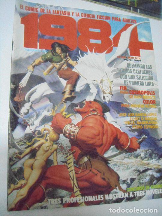 1984 Nº 63 - ED. TOUTAIN (Tebeos y Comics - Toutain - 1984)