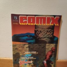 Cómics: COMIX INTERNACIONAL 3. Lote 217911162
