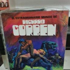 Fumetti: EL EXTRAORDINARIO MUNDO DE RICHARD CORBEN, TOUTAIN. Lote 218013173