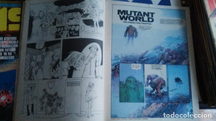 Cómics: TOUTAIN Revista 1984. COLECCION COMPLETA +2 especiales (excepto 4 números) - Foto 4 - 218105881