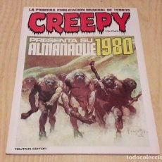 Cómics: CREEPY ALMANAQUE 1980. TOUTAIN. Lote 218160728