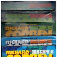 Cómics: RICHARD CORBEN -OBRAS COMPLETAS- NºS.-3,4,6,8 Y 11. LOTE DE 5 EJEMPLARES SIN ABRIR.OFERTA.. Lote 228052215