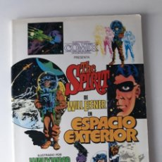Cómics: THE SPIRIT: ESPACIO EXTERIOR - WILL EISNER / WALLY WOOD - TOUTAIN EDITOR. Lote 218458601