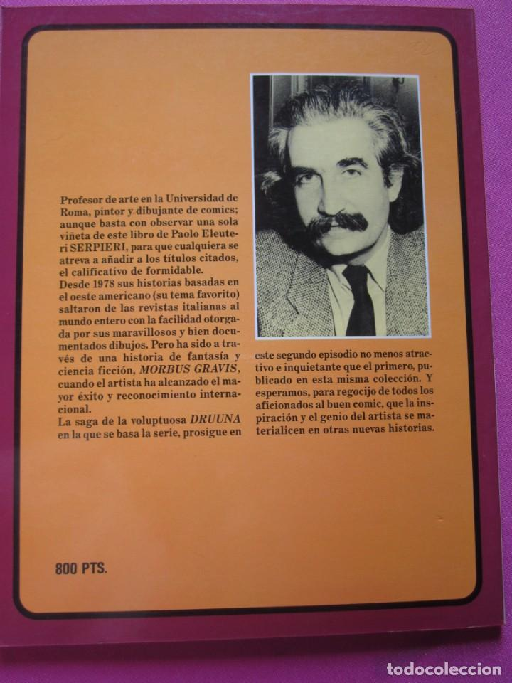Cómics: DRUUNA MORBUS GRAVIS ELEUTERI SERPIERE TOUTAIN - Foto 2 - 218530717
