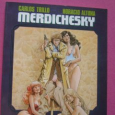 Cómics: MERDICHESKI ALBUM TOUTAIN. Lote 218532233