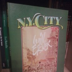 Cómics: N.Y CITY TOMO TOUTAIN. Lote 218631663