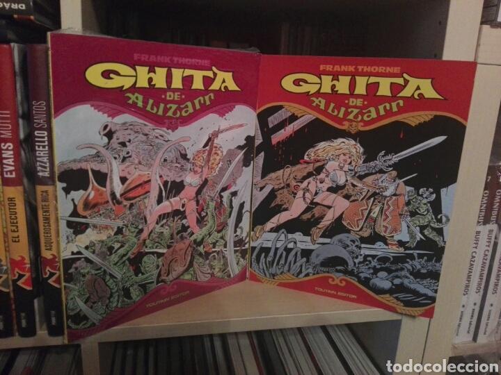 GHITA DE ALIZARR COMPLETA TOMOS TOUTAIN (Tebeos y Comics - Toutain - Álbumes)