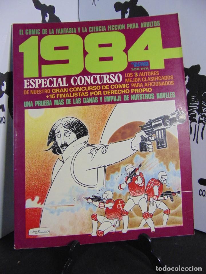 1984 ESPECIAL CONCURSO (Tebeos y Comics - Toutain - 1984)