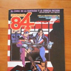 Cómics: ZONA 84 Nº 31 - TOUTAIN (S). Lote 218693938
