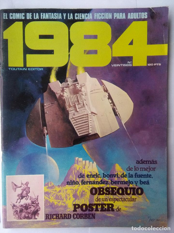 1984 26 (Tebeos y Comics - Toutain - 1984)