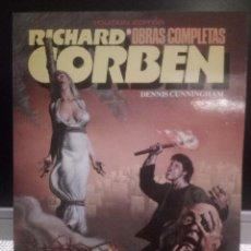 Cómics: OBRAS COMPLETAS: RICHARD CORBEN NUM. 9 - MANUSCRITOS DE LA PLAGA. Lote 218867322