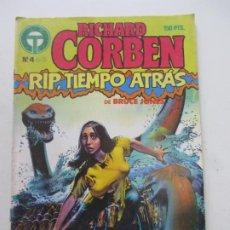 Cómics: RIP, TIEMPO ATRÁS. Nº 4 DE 5 / RICHARD CORBEN, BRUCE JONES TOUTAIN BUEN ESTADO E11. Lote 218920906