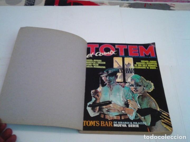 Cómics: TOTEM EL COMIX - TOMO CON LOS NUMEROS 31 AL 33 - BUEN ESTADO - CJ 120 - GORBAUD - Foto 2 - 218952698