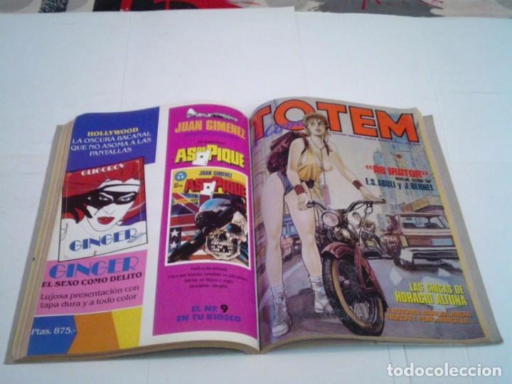 Cómics: TOTEM EL COMIX - TOMO CON LOS NUMEROS 31 AL 33 - BUEN ESTADO - CJ 120 - GORBAUD - Foto 3 - 218952698