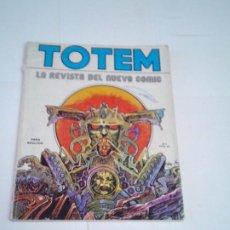Cómics: TOTEM - NUMERO 3 - EDITORIAL NUEVA FRONTERA - CJ 120 - GORBAUD. Lote 218953637
