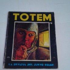 Comics : TOTEM - NUMERO 4 - EDITORIAL NUEVA FRONTERA - CJ 120 - GORBAUD. Lote 218953948