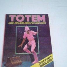 Cómics: TOTEM - NUMERO 37 - BUEN ESTADO - EDITORIAL NUEVA FRONTERA - CJ 120 - GORBAUD. Lote 218954125