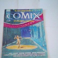 Fumetti: ILUSTRACION COMIX INTERNACIONAL - NUMERO 69 - BUEN ESTADO - TOUTAIN EDITOR - CJ 120 - GORBAUD. Lote 218962383