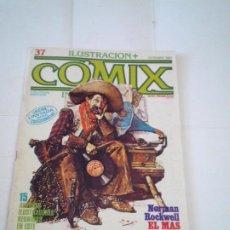 Cómics: ILUSTRACION COMIX INTERNACIONAL - NUMERO 37 - BUEN ESTADO - TOUTAIN EDITOR - CJ 120 - GORBAUD. Lote 218962441