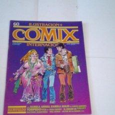 Cómics: ILUSTRACION COMIX INTERNACIONAL - NUMERO 60 - BUEN ESTADO - TOUTAIN EDITOR - CJ 120 - GORBAUD. Lote 218962488