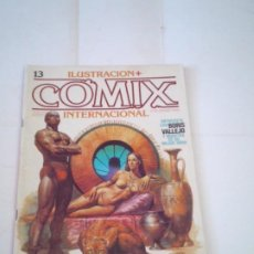 Cómics: ILUSTRACION COMIX INTERNACIONAL - NUMERO 13 - BUEN ESTADO - TOUTAIN EDITOR - CJ 120 - GORBAUD. Lote 218962532