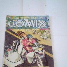 Cómics: ILUSTRACION COMIX INTERNACIONAL - NUMERO 35 - NORMAL ESTADO - TOUTAIN EDITOR - CJ 120 - GORBAUD. Lote 218962601
