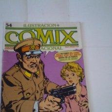 Cómics: ILUSTRACION COMIX INTERNACIONAL - NUMERO 54- BUEN ESTADO - TOUTAIN EDITOR - CJ 120 - GORBAUD. Lote 218962672