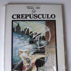 Cómics: CREPÚSCULO - PASQUAL FERRY - TOUTAIN (PRECINTADO). Lote 218971016