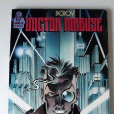 Comics : DOCTOR MABUSE - BEROY - TOUTAIN. Lote 218971131
