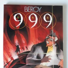 Cómics: 999 666 - BEROY - TOUTAIN - (PRECINTADO). Lote 218971368