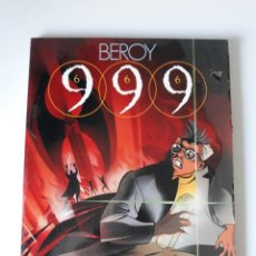 Cómics: 999 666 - BEROY - TOUTAIN. Lote 219007006