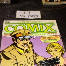 Cómics: TOUTAIN EDITOR COMIX 54 INTERNACIONAL. Lote 219026918