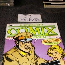 Cómics: TOUTAIN EDITOR COMIX 54 INTERNACIONAL. Lote 219027012