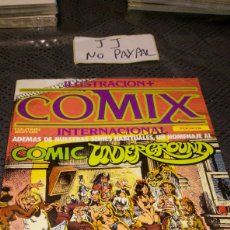 Cómics: TOUTAIN EDITOR COMIX INTERNACIONAL RETAPADO 16 EXTRA. Lote 219027365