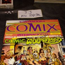 Cómics: TOUTAIN EDITOR COMIX INTERNACIONAL RETAPADO 16 EXTRA. Lote 219027378