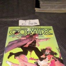 Cómics: TOUTAIN EDITOR COMIX INTERNACIONAL RETAPADO 21 EXTRA. Lote 219027565