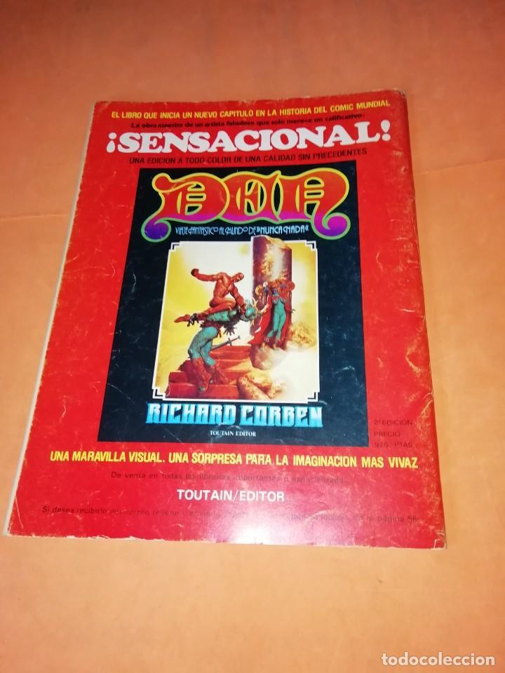 Cómics: 1984. nº 39 . TOUTAIN EDITOR. ABRIL 1982 - Foto 3 - 219054496