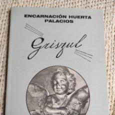 Cómics: GRISZUL / ENCARNACION HUERTA PALACIOS. Lote 219117753