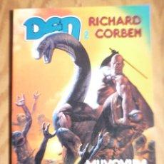 Fumetti: DEN 2 RICHARD CORBEN MUVOVUM. Lote 219145388